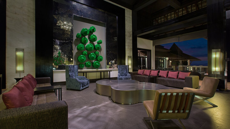 Le Méridien Chiang Rai Resort Lobby