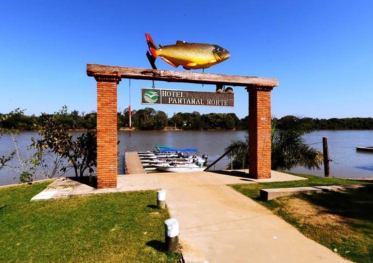 Pantanal Norte Steg