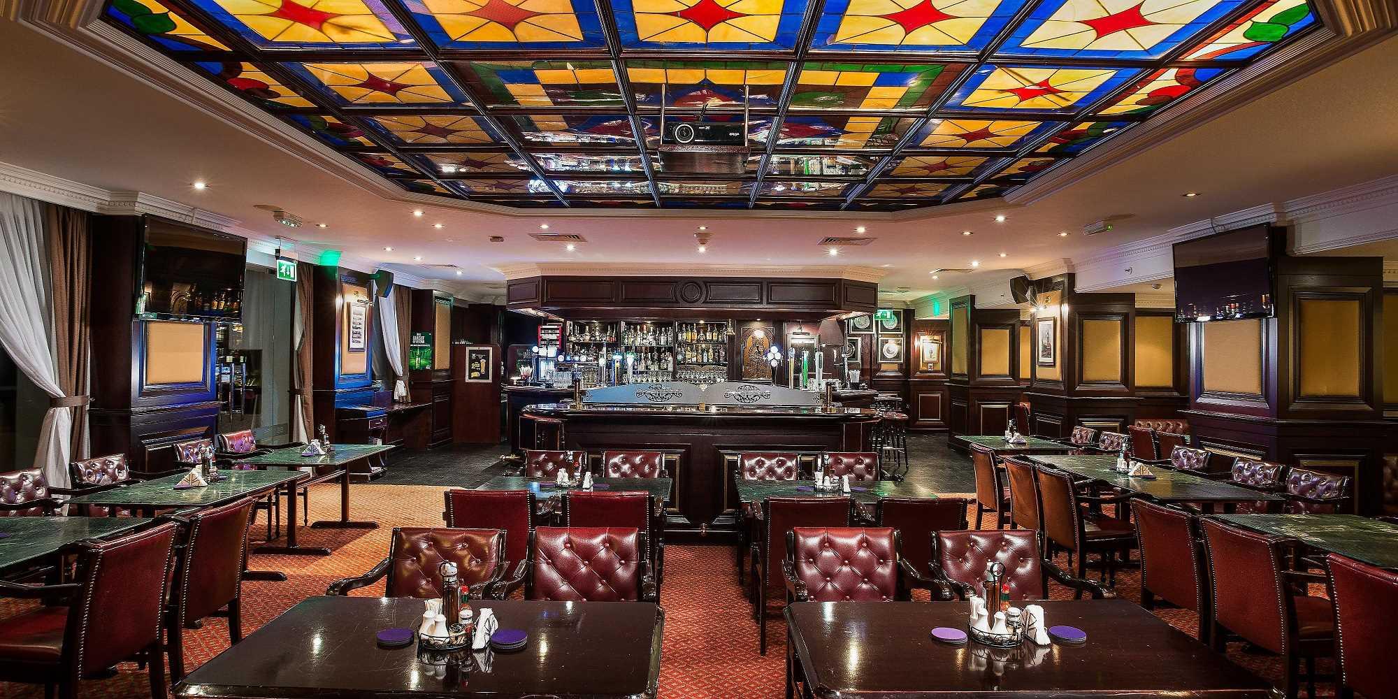 Crowne Plaza Muscat Restaurant