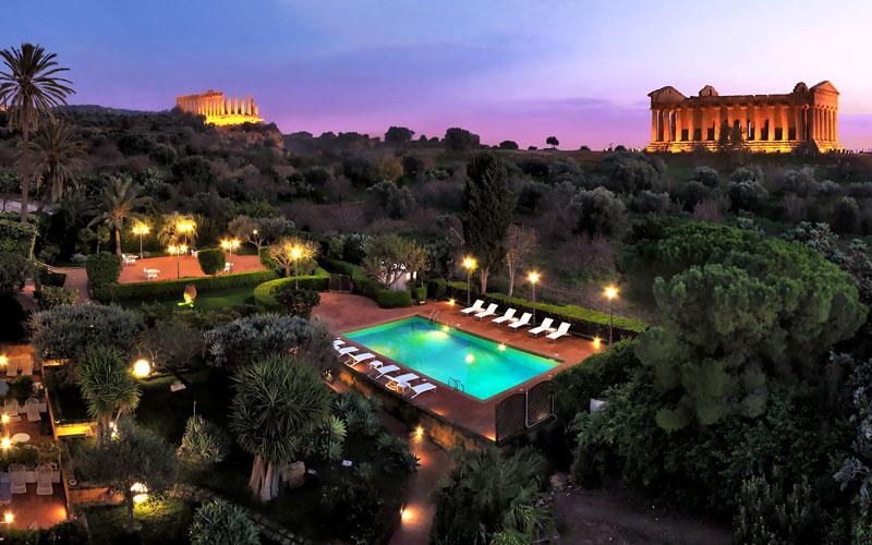 Villa Athena Pool