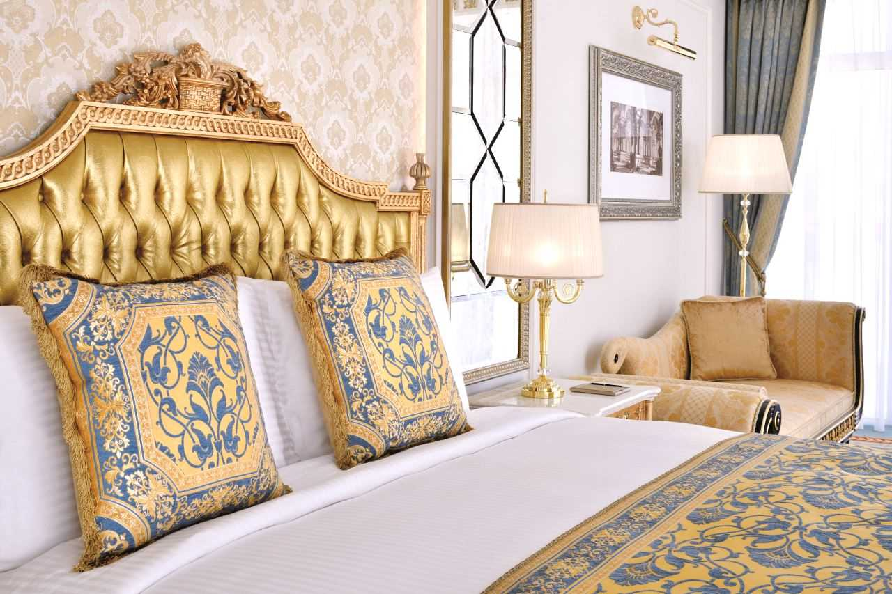 Kempinski Palm Emerald Palace Zimmer