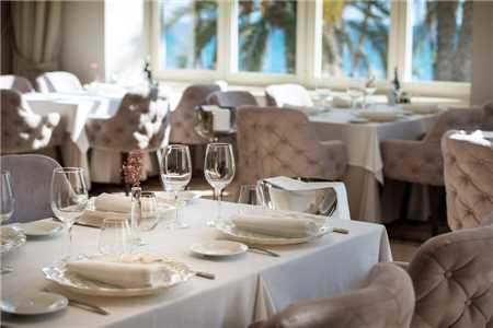 Gran Hotel Miramar Restaurant