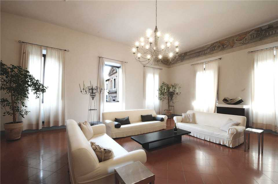 Palazzo Piccolomini Lounge