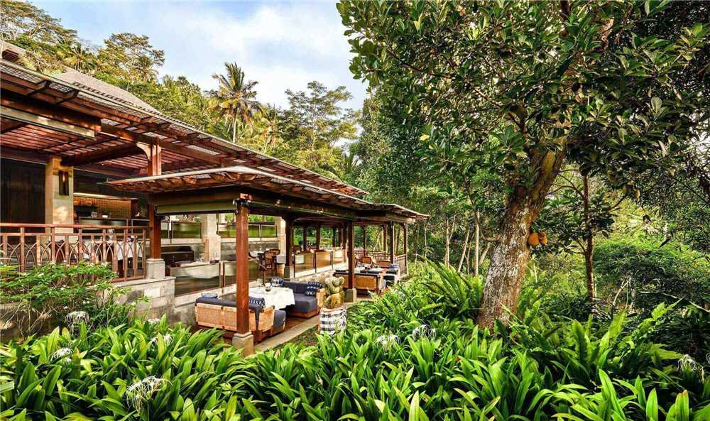 Mandapa, A Ritz-Carlton Reserve Terrasse