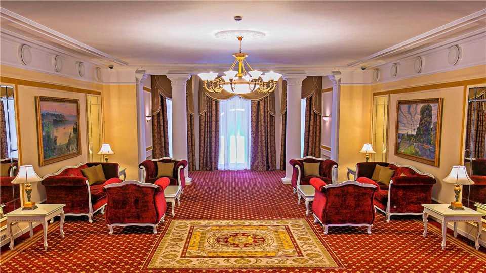 Hotel Wolgograd Lounge