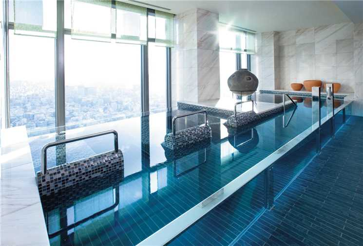 Mandarin Oriental Tokyo Pool