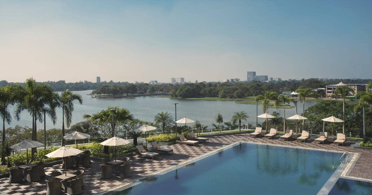 Melia Yangon Pool