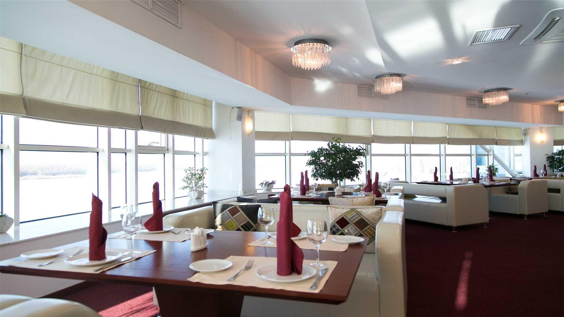 Grand Hotel Astrakhan Restaurant
