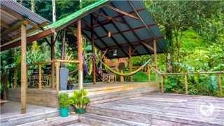 Rios Tropicales Lodge Außenansicht