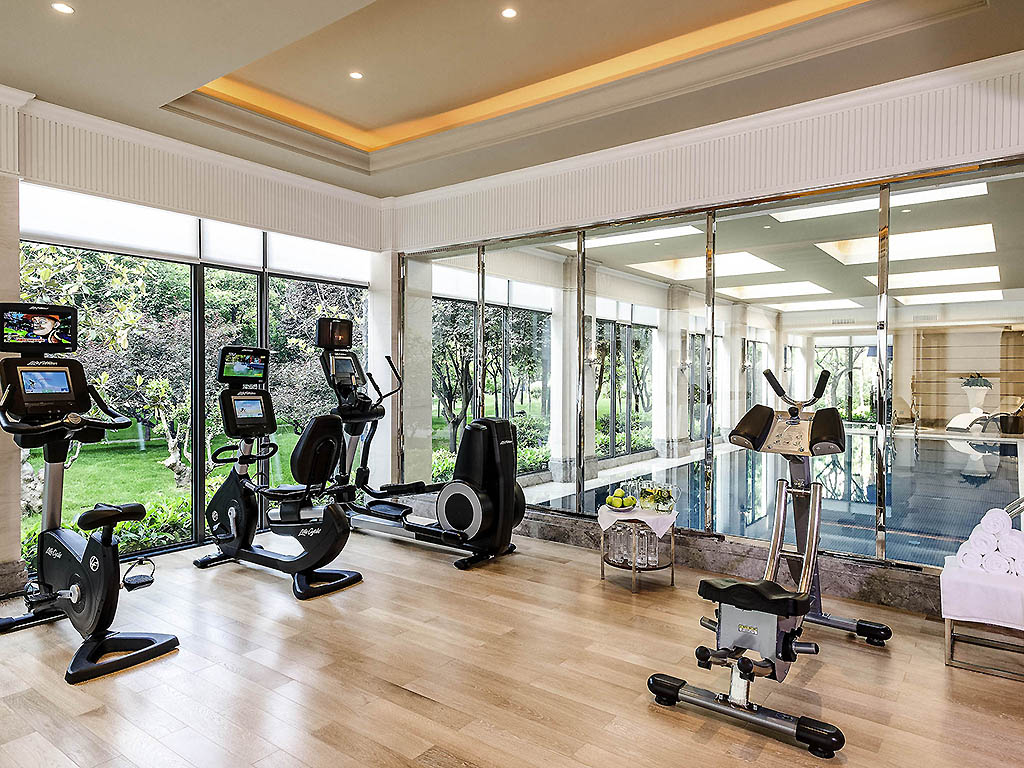 Sofitel Legend Peoples Grand Hotel Xi´an Fitnessbereich
