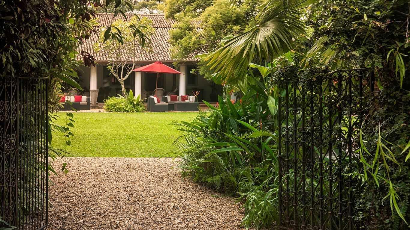 The Wallawwa Garten