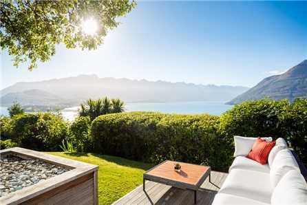 Azur Lodge Außenansicht