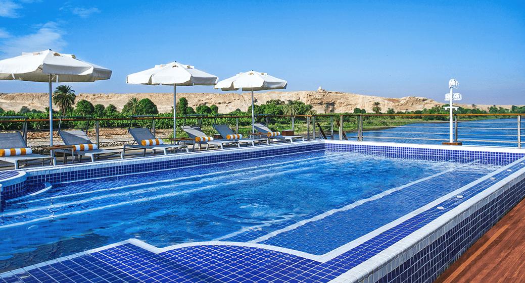 The Oberoi Philae Pool