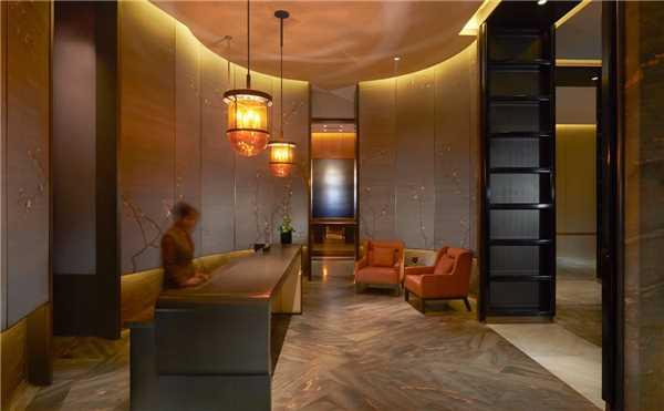 Waldorf Astoria Beijing Rezeption