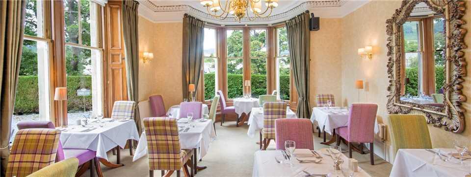 Knockendarroch Hotel Restaurant