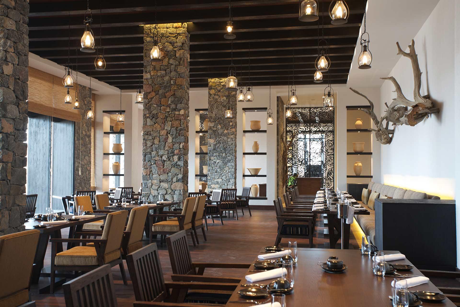 Alila Jabal Akhdar Restaurant