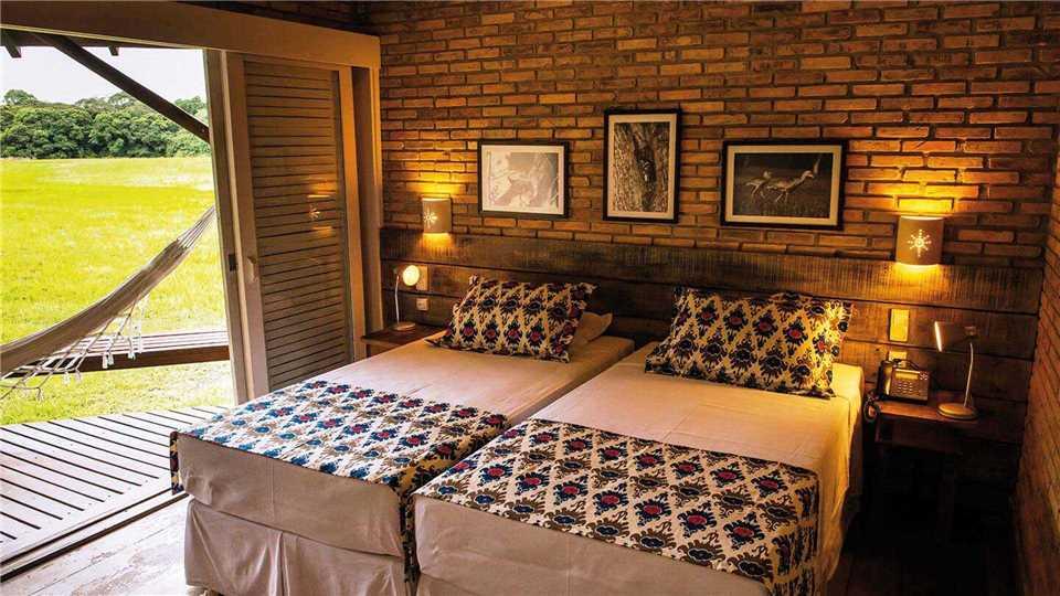 Caiman Lodge Doppelzimmer