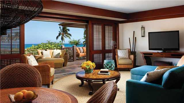 Four Seasons Resort Hualalai Zimmer