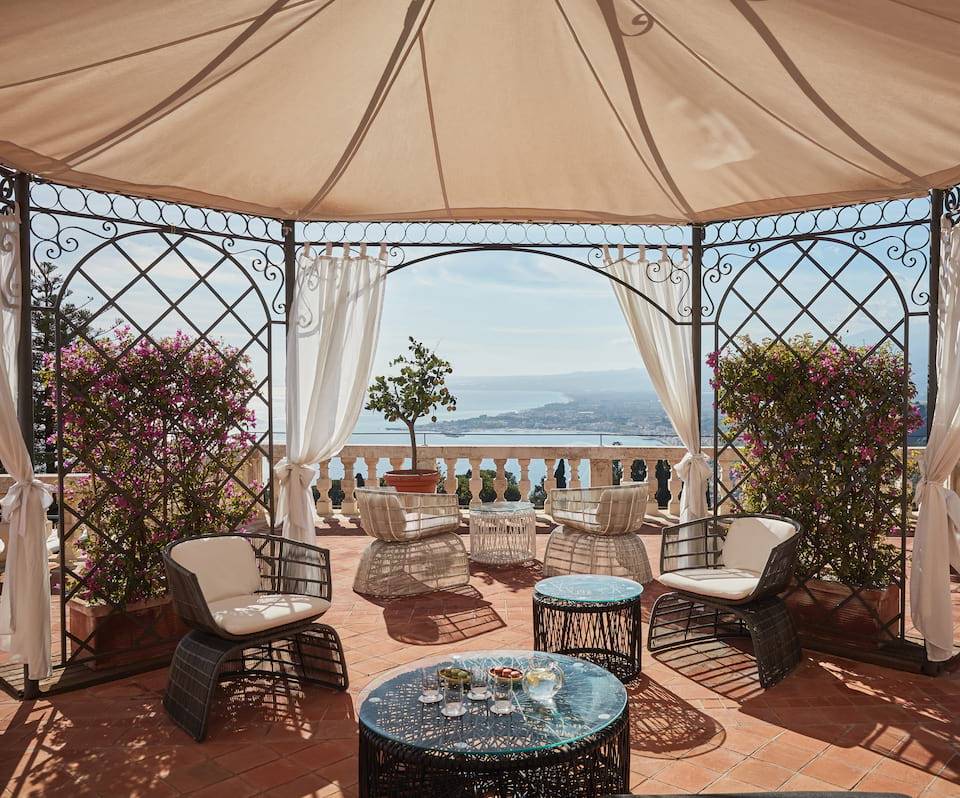 Belmond Grand Hotel Timeo Terrasse
