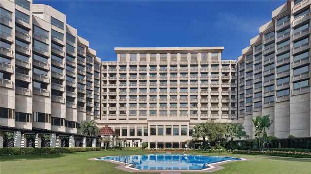 Hyatt Regency Delhi Außenansicht