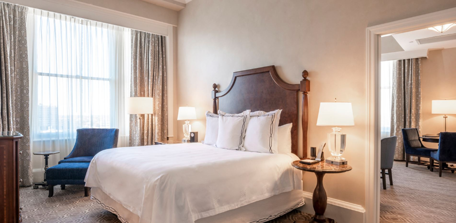 The Roosevelt New Orleans - A Waldorf Astoria Hotel Doppelzimmer