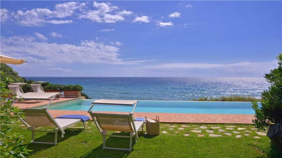 Villa Campolecciano Pool - Toskana