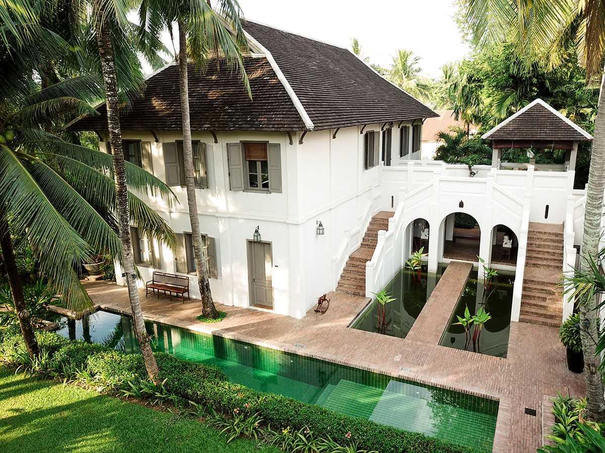 Satri House Außenansicht