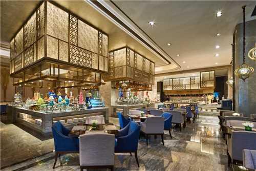 Wanda Vista Hotel Restaurant