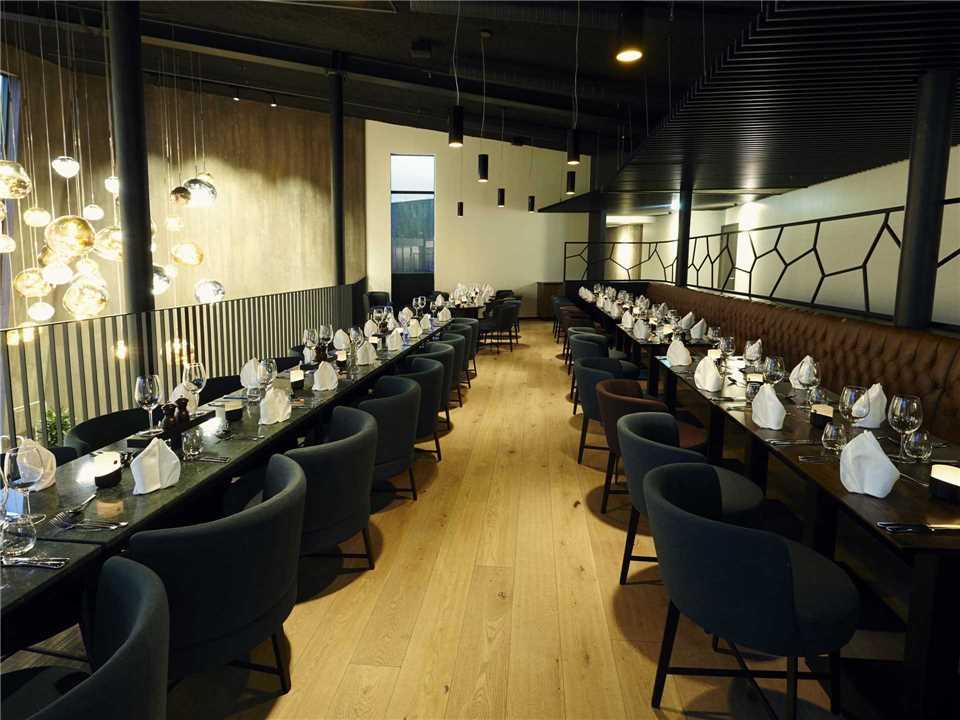 Fosshotel Glacier Lagoon Restaurant