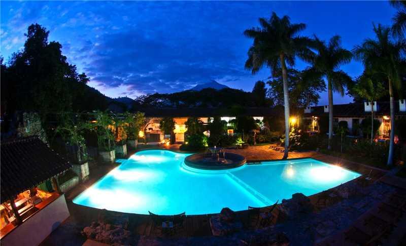 Casa Santo Domingo Pool