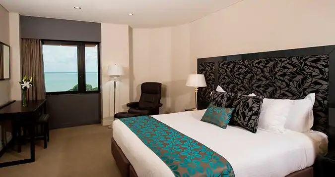 Hilton Darwin Doppelzimmer