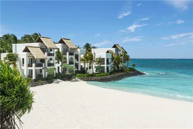 Shangri-Las Le Touessrok Resort & Spa Strand