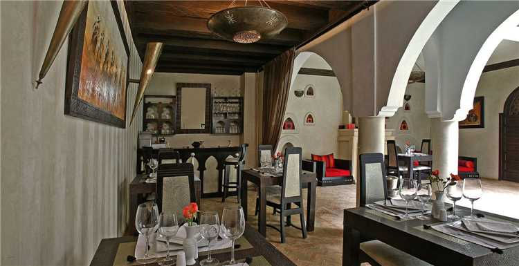 Riad Opale Restaurant