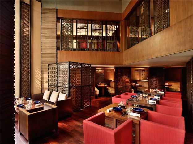 Hyatt Regency Delhi Restaurant