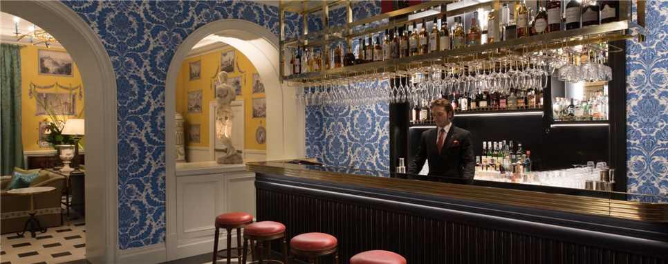 Rocco Forte Hotel De La Ville Bar