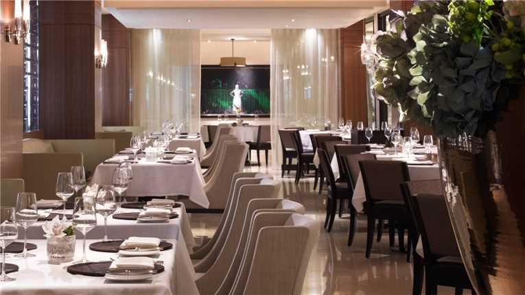 Four Seasons Hotel Moscow Restaurant