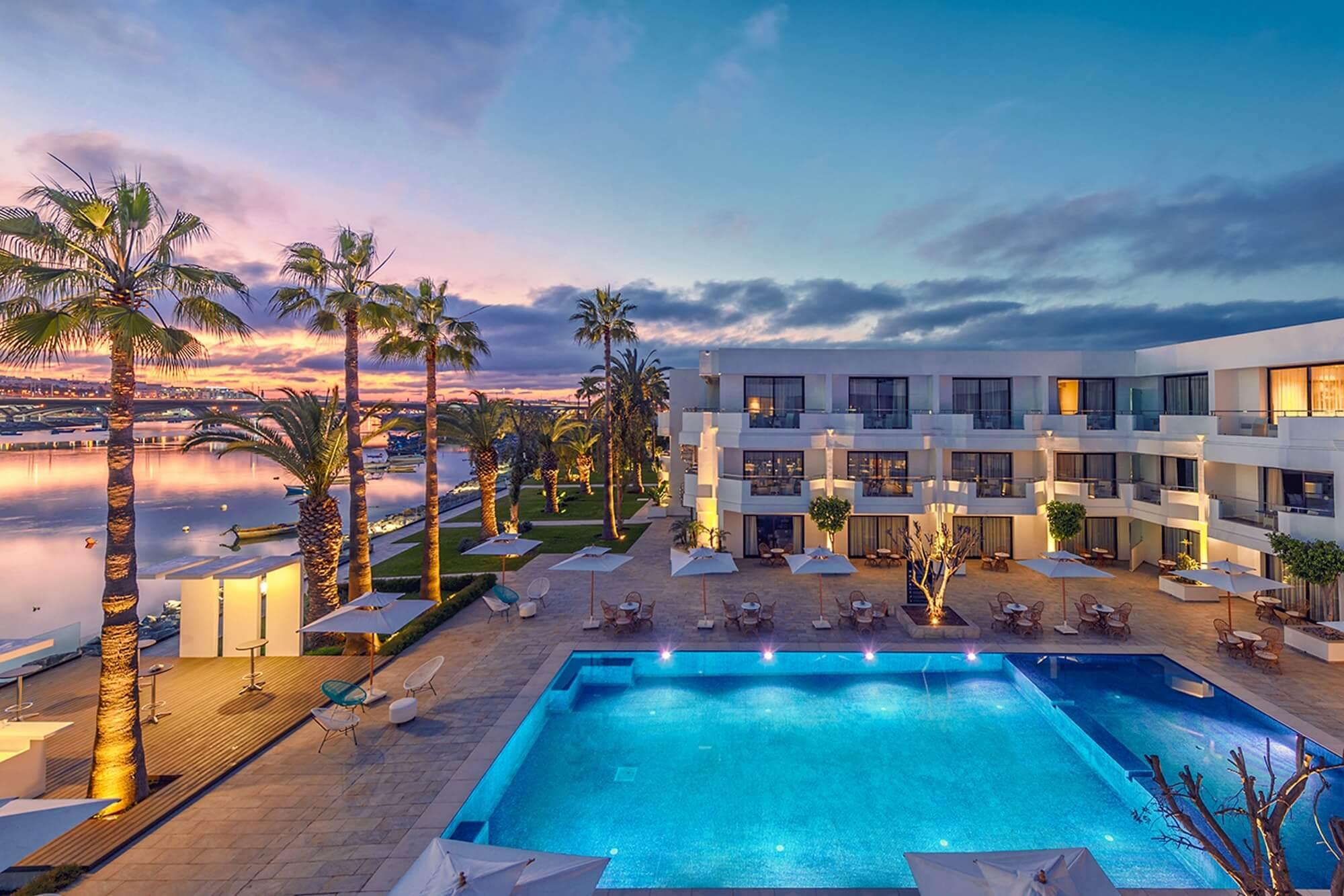 Dawliz Resort & Spa Pool
