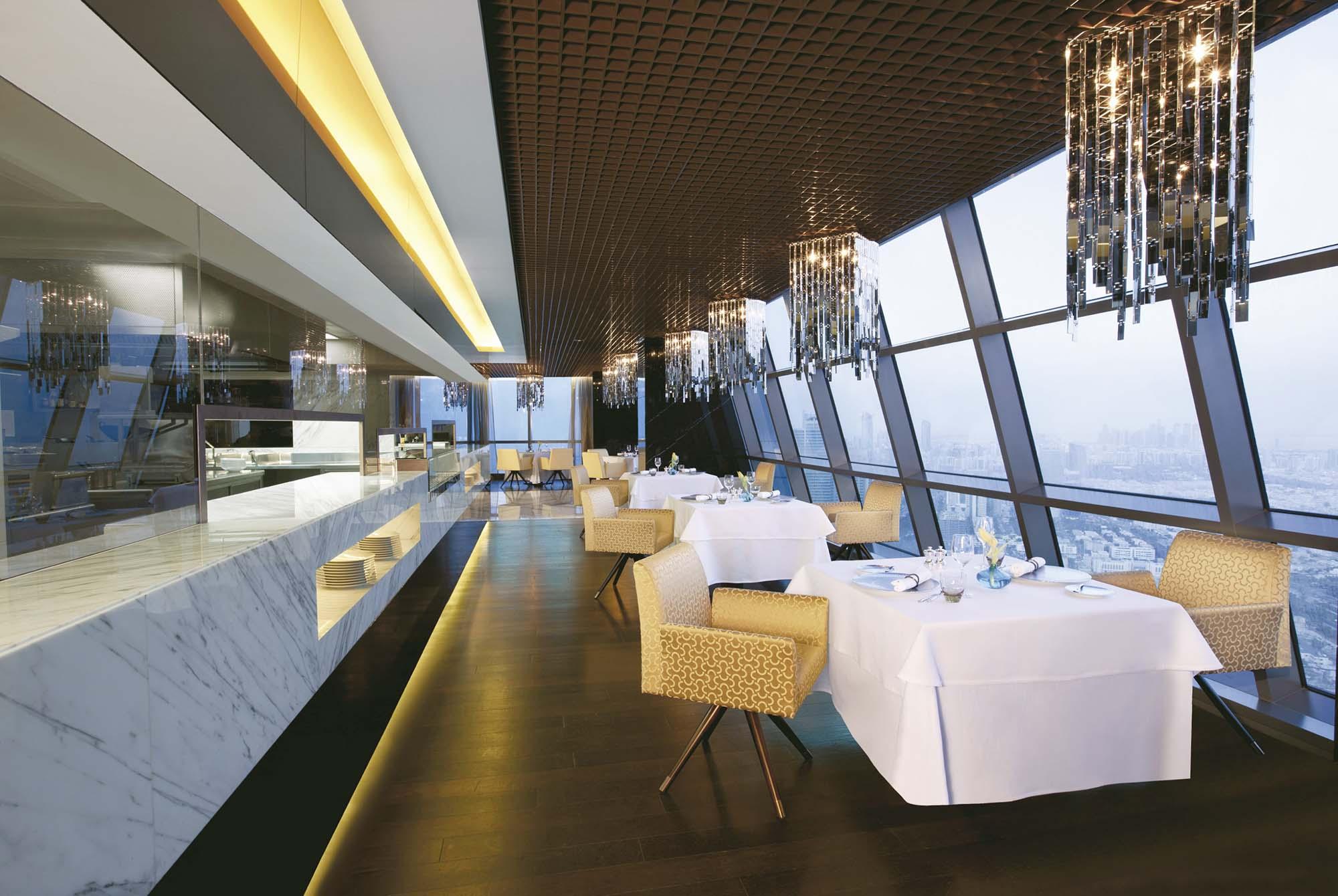 Jumeirah at Etihad Towers Bar