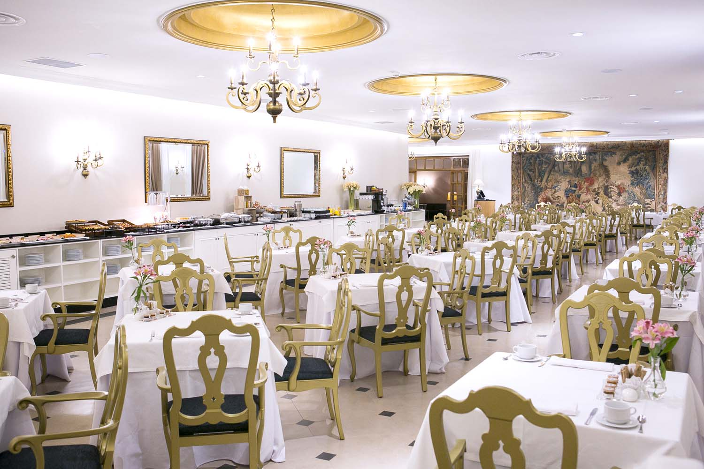 Eurostars La Reconquista Restaurant