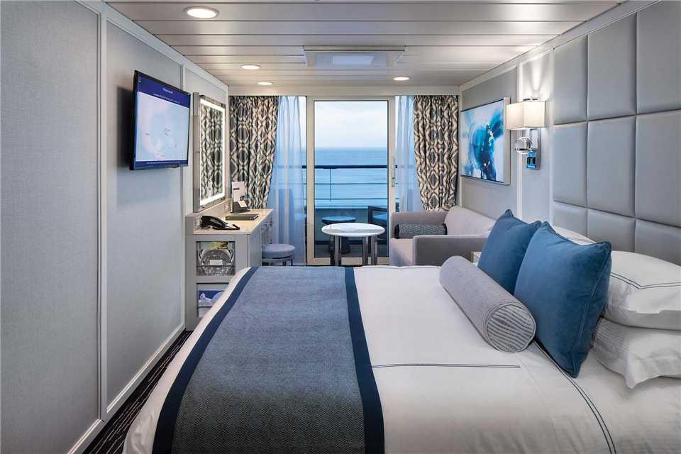 Oceania Cruises MS Insignia Außenkabine
