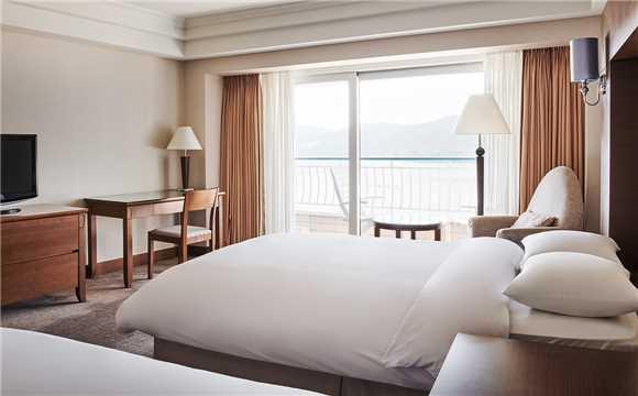 Lahan Select Gyeongju Doppelzimmer
