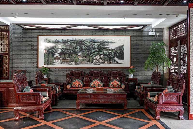 Phoenix City Boutique Hotel Lounge