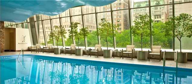 Millenium Hotel Pool