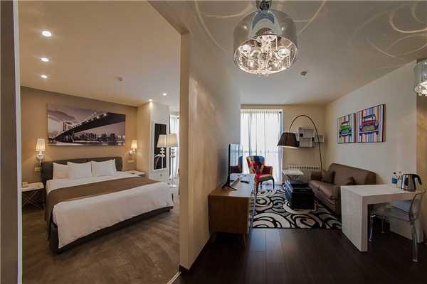 Opera Suite Hotel Yerevan Doppelzimmer