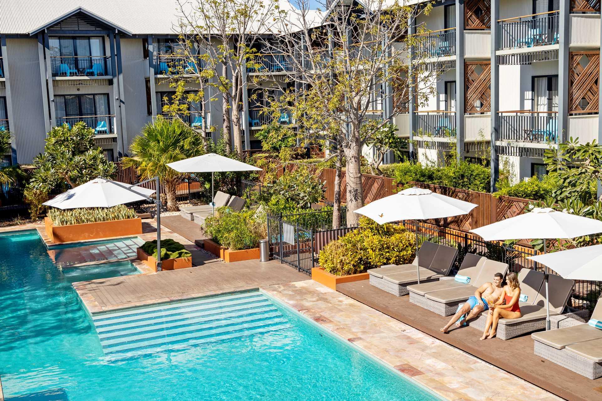Kimberley Sands Resort & Spa Pool
