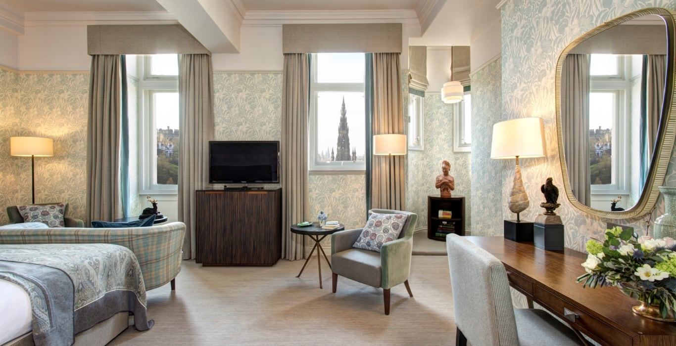 The Balmoral Superior Deluxe Room