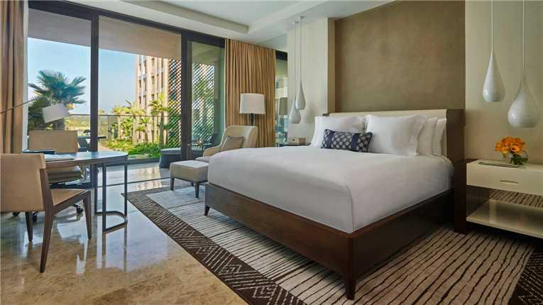 Four Seasons Hotel Casablanca Deluxe-Doppelzimmer