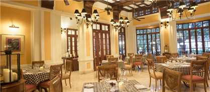 Settha Palace Hotel Restaurant