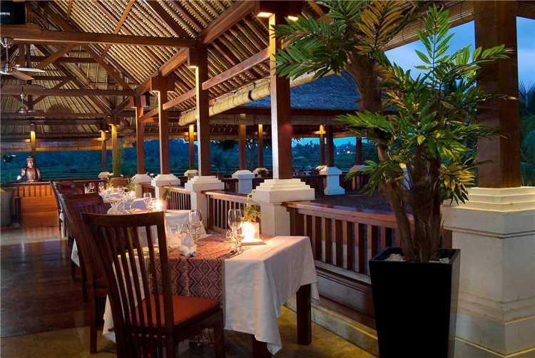 The Ubud Village Resort & Spa Restraurant