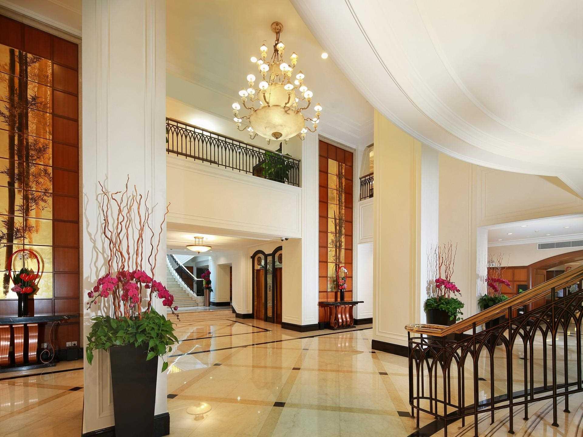 Jin Jiang Hotel Shanghai Lobby